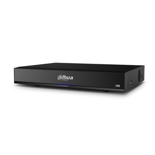 DVR HDoC 8 Channel Penta-brid 4K Mini 1U