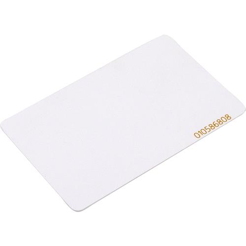 Badge Honeywell - Imprimable - Carte Proximity - 55 mm Largeur - Blanc