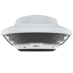 Ip Dome Ext H/Pheric Axis Q6100-E 50hz