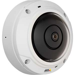IP DOME M/PIXEL EXT H/PHERIC M3037-PVE