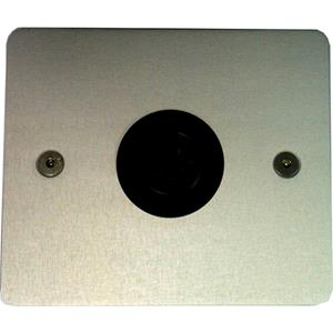 CADRES INTERCOM FACE INOX T25 90X90