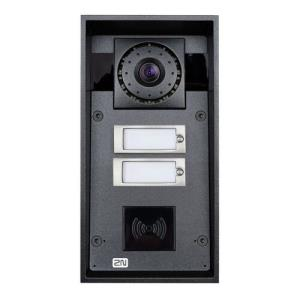 INTERCOM VIDEO IP Force 2 Btn HD RFID