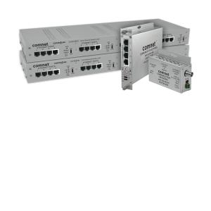 IP OVER COAX 1 Port Twisted Pair