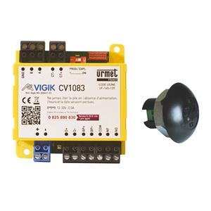 CAMERA INTERCOM F/CENTRALE L/E VIGIK 1 P
