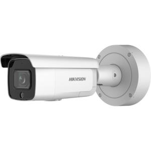 Caméra tube extérieure HIKVISION AcuSense 4MP varifocal 2.8-12mm IP IR60 POE
