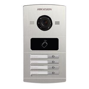 Portier Vidéo Hikvision DS-KV8402-IM - 1,3 Mégapixels - CMOS - Half-Duplex - Aluminium