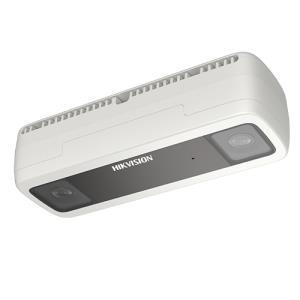 Caméra IP Extérieure Hikvision 2MP 2 objectifs 2mm pour comptage de personne