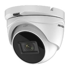 DOME EXT V/R HDoC 5MP 2.7-13.5mm EXIR60m