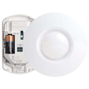 PIR PLAFOND Capture Draadl Dual360 CD-W