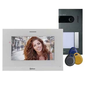 INTERCOM KIT COULEUR VIDEO 7'' SOUL 1 BP