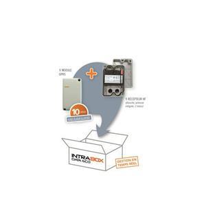 INTRABOX ECODATAHF IP65 HREC3/GSM10A