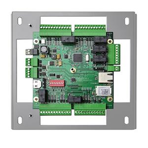 Tableau de commande d'accès de porte Eden Innovations LIGUARD6 - Porte - Série - Wiegand - 14 V DC