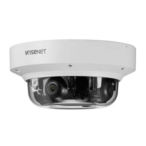 IP DOME M/PIXEL EXT H/PHERIC 4x2MP 3-6mm