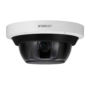 IP DOME M/PIXEL EXT H/PHERIC 4x2MP 4-9mm