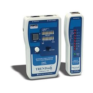 Testeur de Câble TRENDnet TC-NT2 - jusqu'à 0,30 km Mesure de longueur