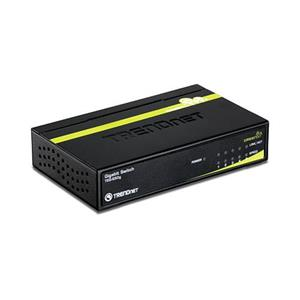 Commutateur Ethernet TRENDnet TEG-S50G 5 Ports - 5 x Gigabit Ethernet Réseau - 2 Couche supportée