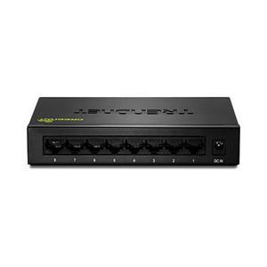 Commutateur Ethernet TRENDnet TEG-S82G 8 Ports - 2 Couche supportée - Bureau - 3 an(s) Garatie limitée