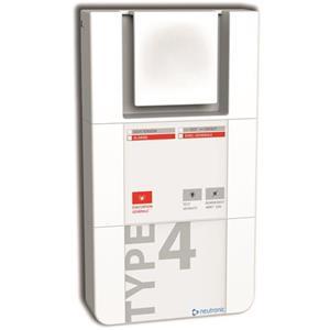 NEUTRONIC TT41B Panneau de contrôle de l'alarme incendie