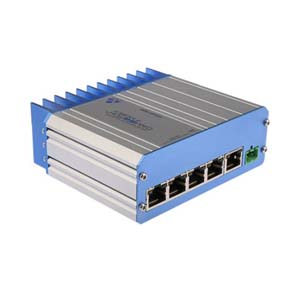 Switch POE 4 PORTS mobile Veracity CAMSWITCH 12/24 VDC
