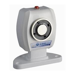 Arrêt de porte électromagnétique CDVI - Fixation Murale - 93 mm x 80 mm x 42,5 mm