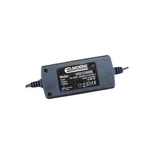 Adaptateur secteur Elmdene Vision VRS125000EE - 120 V AC, 230 V AC Input Voltage - 12 V DC Tension de Sortie - 5 A Courant de Sortie