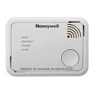 Détecteur Autonome De Monoxyde De Carbone Honeywell Interface Xc70 7 Ans